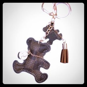 Accessories - Bear Keychain/Handbag Charm